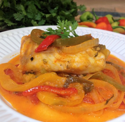 Moqueca Light de Tilápia