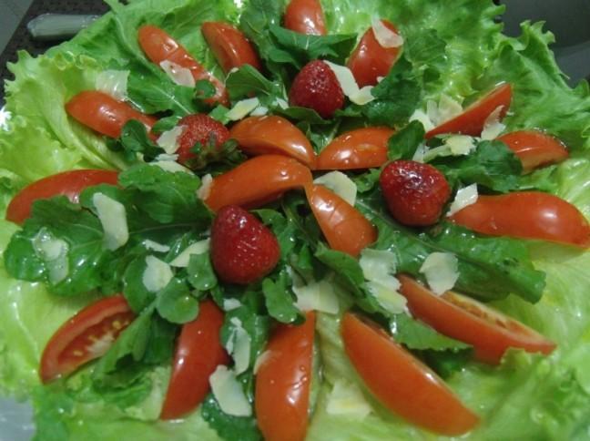 Salada Moranguinho