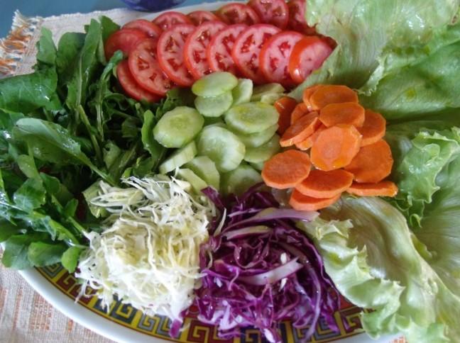 Salada Do Armênio