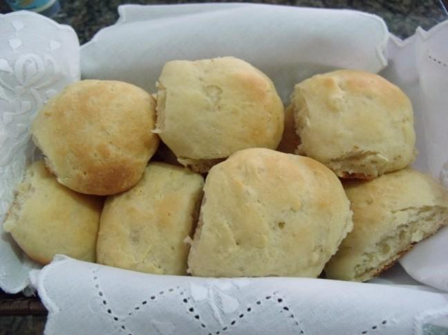 Pãozinho De Macaxeira