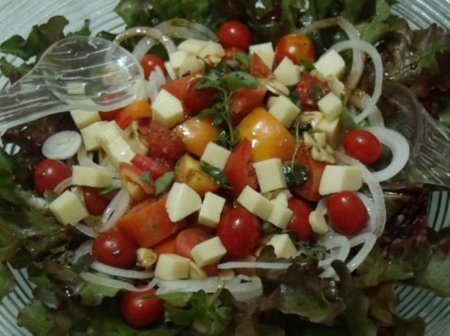 Salada Natalina