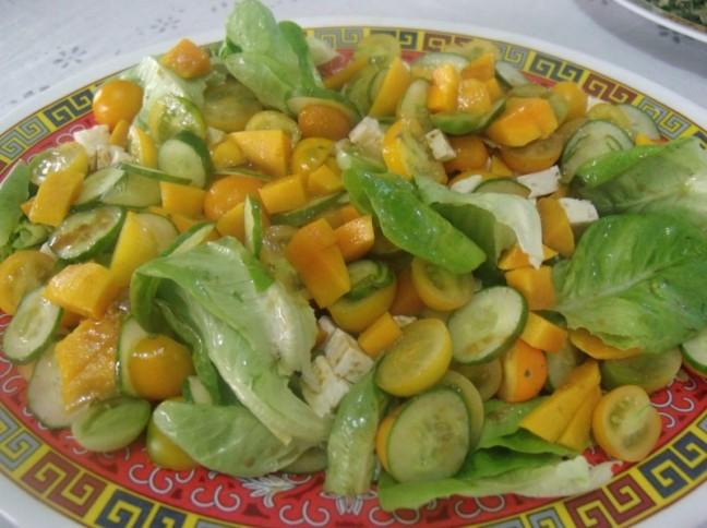 Salada Brasileirinha