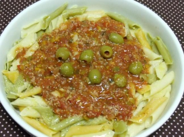 Molho Italiano de Tomates