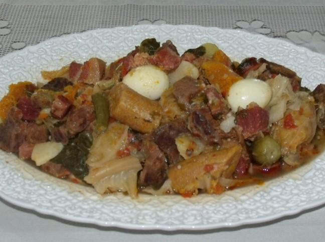 Cozido Alagoano